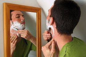 Shaving problems resulting in razor burn and ingrown hairs